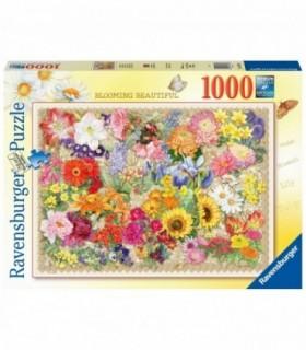 Flori, 1000 Piese