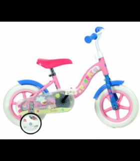 Bicicleta 10 inch Purcelusa Peppa
