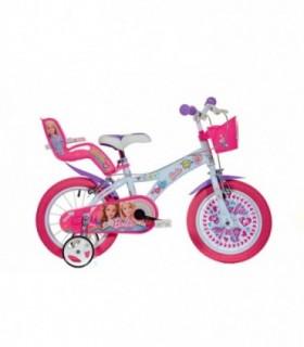 Bicicleta 14 inch Barbie La Plimbare