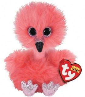 Flamingo Cu Gatul Lung, 15 cm
