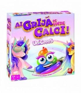 Ai Grija Pe Unde Calci (Unicorns)