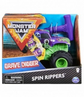 Grave Digger Spin Rippers