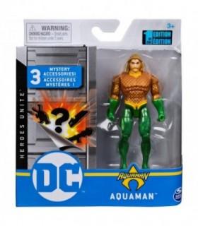 Aquaman Cu Accesorii, 10 cm