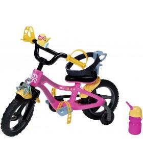 Bicicleta Cu Lumini Si Claxon Baby Born