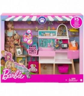 Barbie Magazin Accesorii Animalute