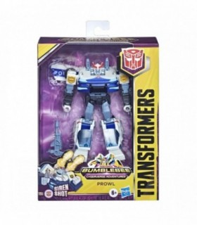 Robot Vehicul Cyberverse Deluxe Prowl