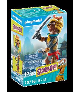 Figurina De Colectie - Scooby-Doo! Samurai