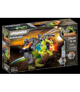 Spinosaurus - Putere Dubla De Aparare