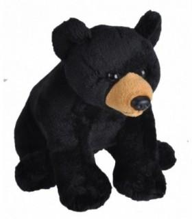 Urs Negru Cu Sunet, 20 cm