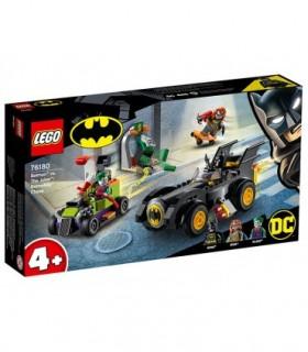 Batman Contra The Joker: Urmarirea Cu Batmobil-ul