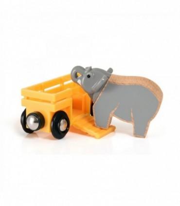 Vagon Si Elefant