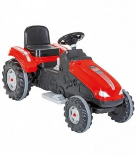 Tractor Electric Mega 05-276 Red