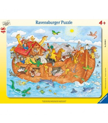 Arca Lui Noe, 48 Piese