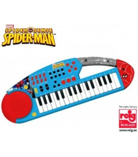 Orga Electronica Spiderman