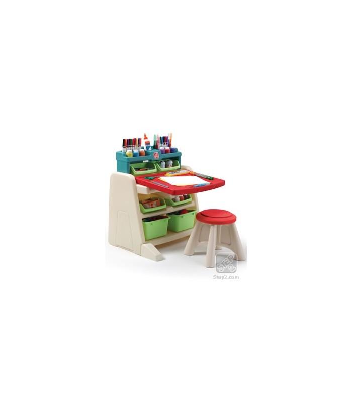 Flip & Doodlle Easel Desk