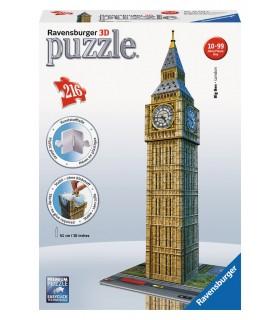 Big Ben, 216 Piese
