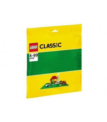 Placa de baza LEGO, Verde