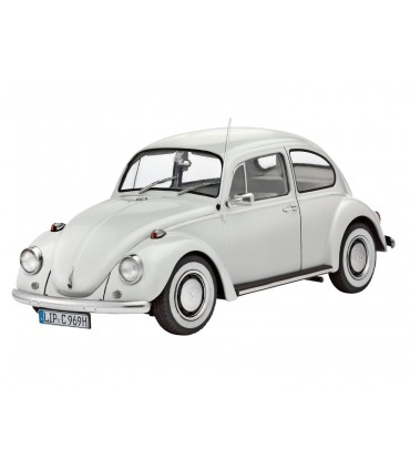 VW Beetle Limousine 68, Model Set