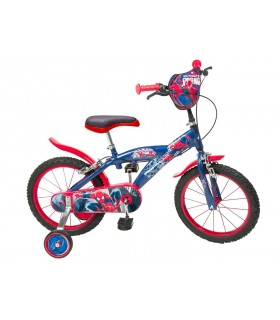 Bicicleta 16 inch, Spiderman