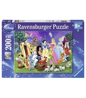 Disney Personajele Preferate, 200 Piese