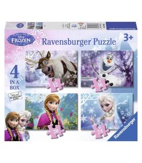 Frozen, 12/16/20/24 Piese