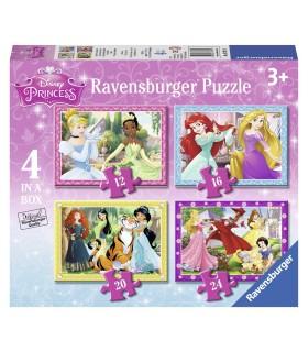 Printesele Disney, 12/16/20/24 Piese