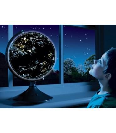 Glob 2 in 1, Pamantul & Constelatiile