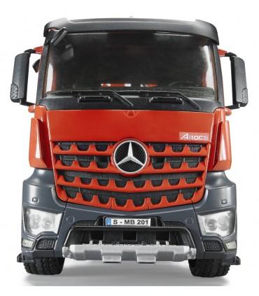 Camion Cu Macara Mercedes Benz Br7 - Bruder 1:16