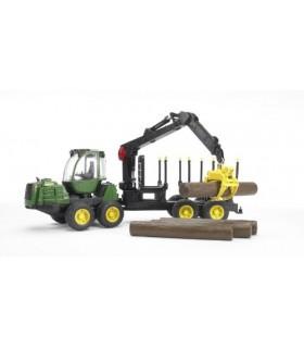 Tractor Forestier John Deere 1210E