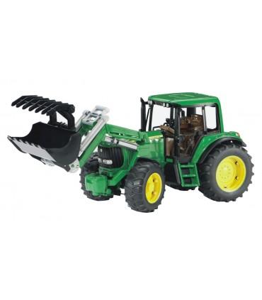 Tractor John Deere Cu Incarcator