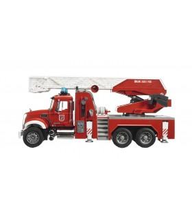 Masina De Pompieri Cu Pompa Apa - Mack Granite