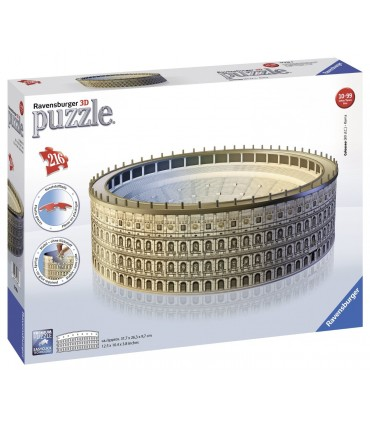 Puzzle 3D Colosseum, 216 Piese