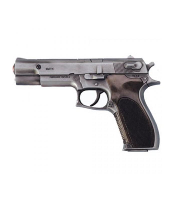 Pistol Jucarie Gonher - Smith-45 Gold - 45/1