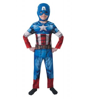Costum Captain America, L