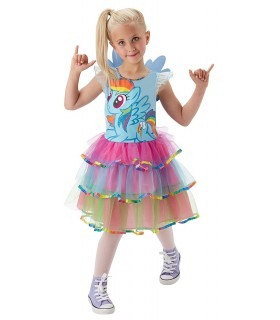 Costum Rainbow Dash Deluxe, S