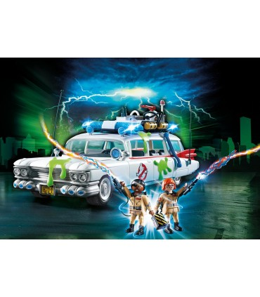 Vehicul Ecto-1 Ghostbuster