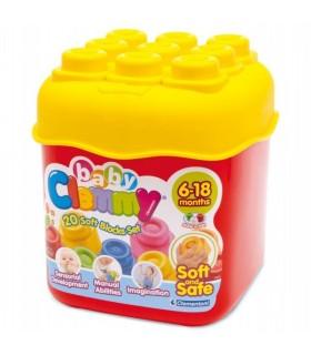 Set 20 Cuburi In Cutie