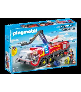 Masina De Pompieri Pentru Aeroport