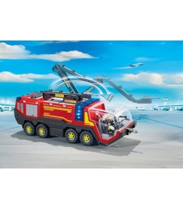Masina De Pompieri A Aeroportului