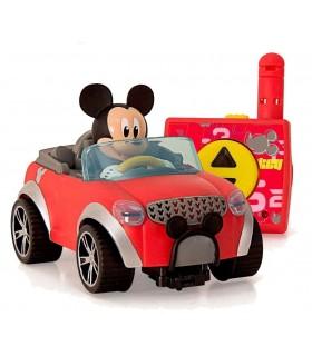 Masinuta RC Mickey Mouse City Fun