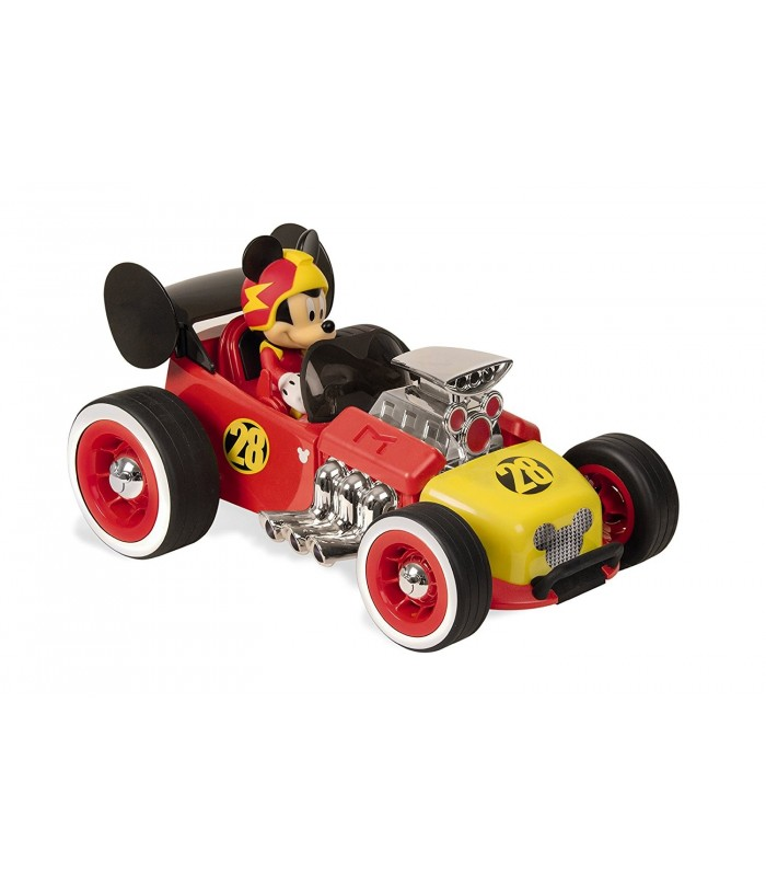 Masinuta RC Mickey Mouse Roadster Racers