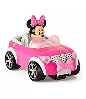 Masinuta RC Minnie City Fun