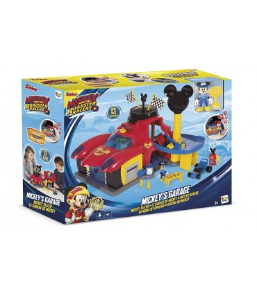 Garaj Mickey Roadster Racers