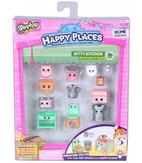 Decorator Pack Kitty Kitchen