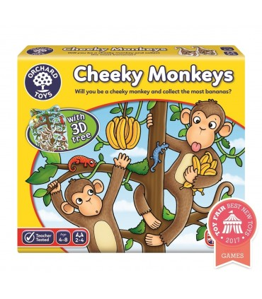 Cheeky Monkeys