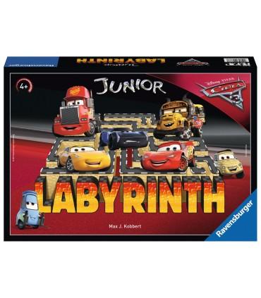 Joc Labirint Junior - Cars (Ro)