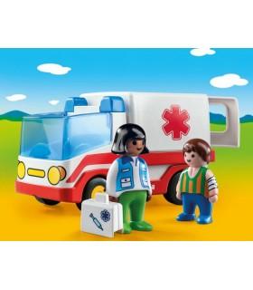 Ambulanta Si Echipajul De Salvare