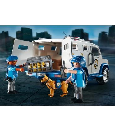 Masina De Politie Blindata