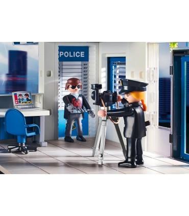 Sectie De Politie