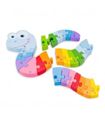 Puzzle Alfabet, Sarpe